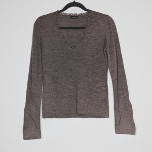 J Crew V Neck Sweater